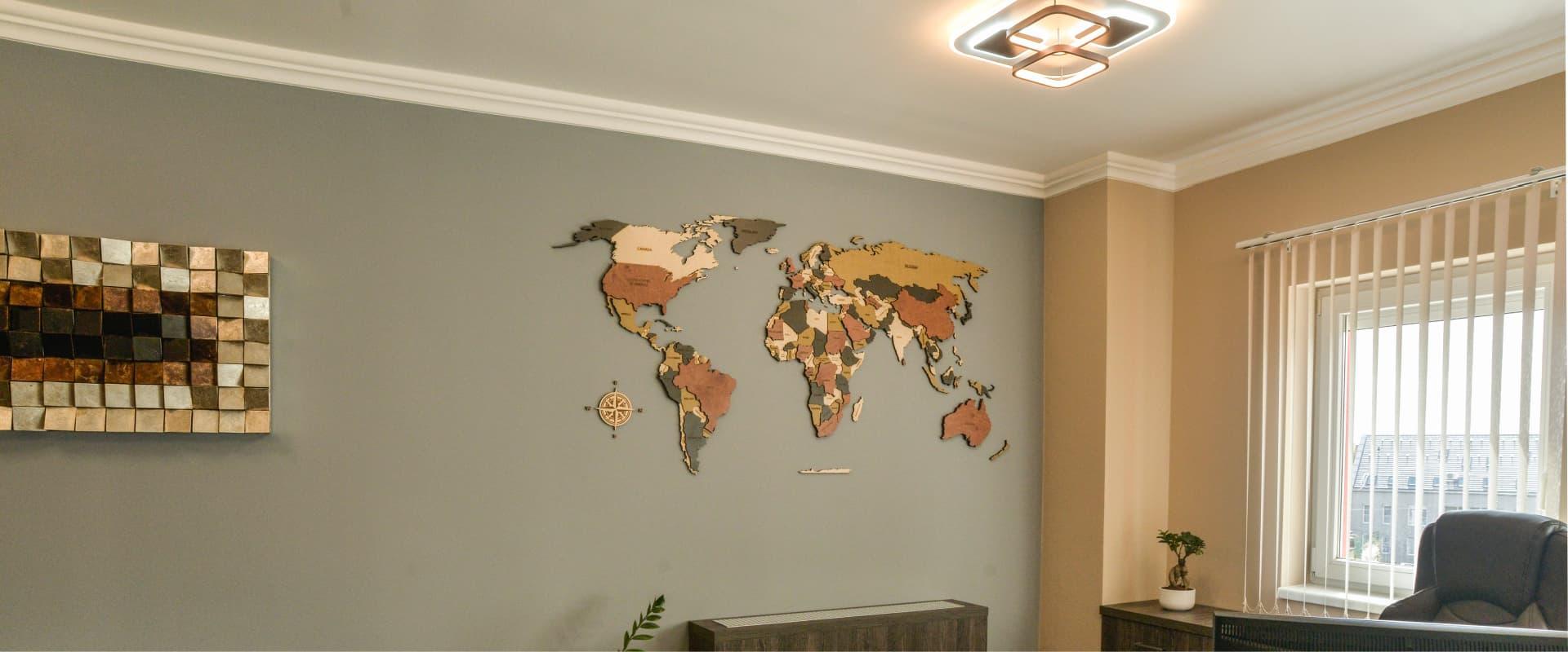 2D és 3D világtérképek
